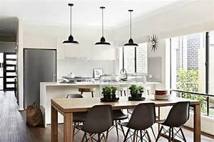 Ensemble de salle a manger et idees de deco en 45 photos for Idee deco cuisine avec chaise salle a manger bois massif