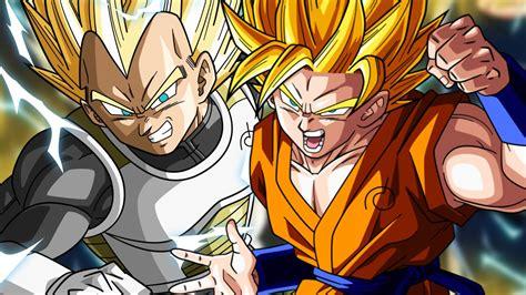 Did Goku And Vegeta EVER Master Super Saiyan 2? YouTube