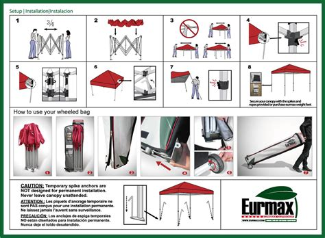 eurmax  instant canopy