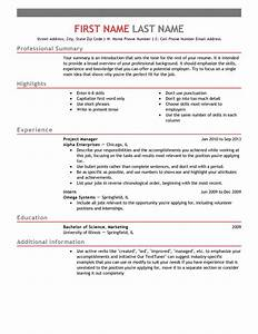 Free professional resume templates livecareer for Free resume examples