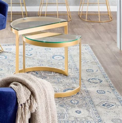 Buy Nesting Coffee Tables For Sale by 41 Nesting Coffee Tables That Save Space Add Style