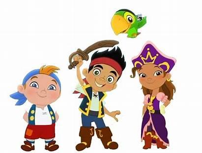 Jake Izzy Cubby Skully Pirates Land Never