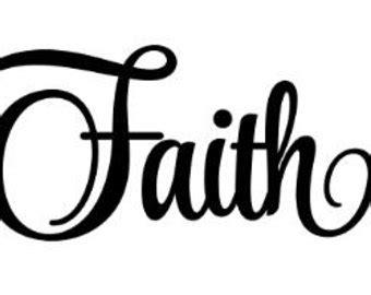 faith hope love clip etsy
