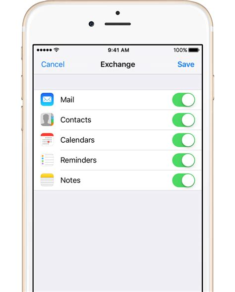 exchange on iphone email cell phone setup activesync powered by kayako