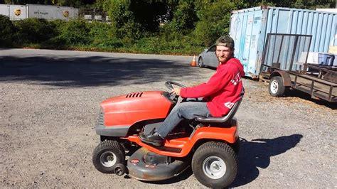 john deere lawn mower  sale  craigslist youtube