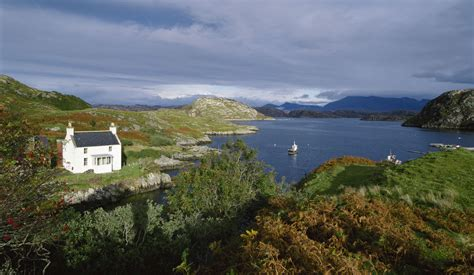 Cottage Scotland by Cottages In Scotland