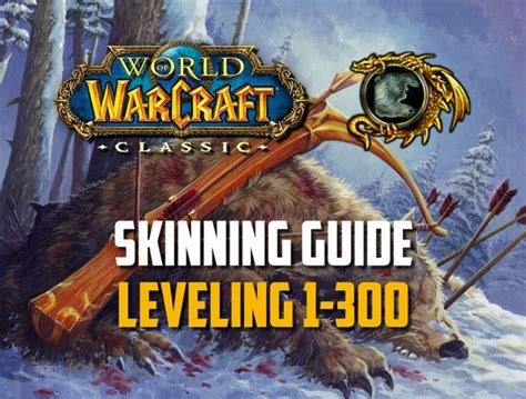 classic wow  skinning guides  spot  gold