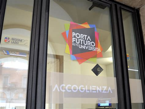 Porta Futuro by Inaugurazione Porta Futuro Rete Universit 224 Rietinvetrina