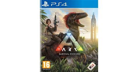 ark survival evolved playstation