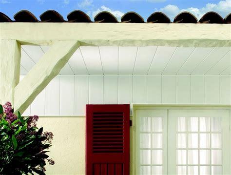 lambris pvc plafond exterieur decoration avec lambris pvc construire ma maison