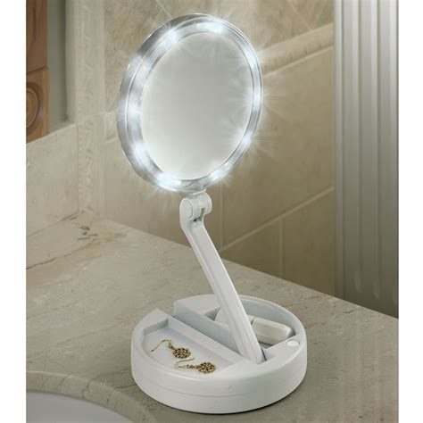 magnifying lighted mirror promotion shop for promotional