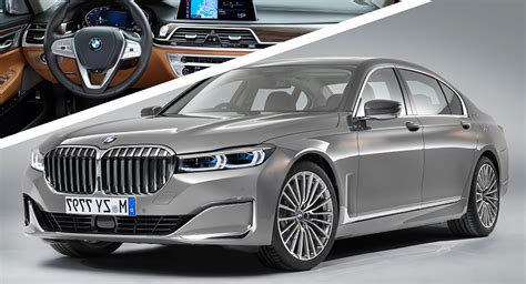 Bmw 7 Series 2020 by 2020 Bmw 7 Series Facelift Here It Is In All Its