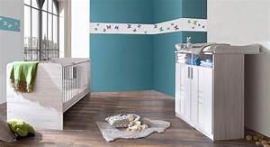 Babyzimmer 2 Teilig : babyzimmer komplett bornholm 2 teilig wei eiche neu feldmann wohnen gmbh online shop ~ Frokenaadalensverden.com Haus und Dekorationen