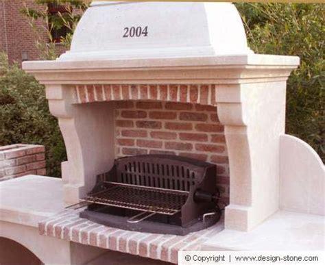 cuisine d été en reconstituée barbecue en naturelle