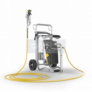 Wagner Airless Sprayer Plus : wagner sf23 plus 110v airless spray package cart mounted ~ Dailycaller-alerts.com Idées de Décoration