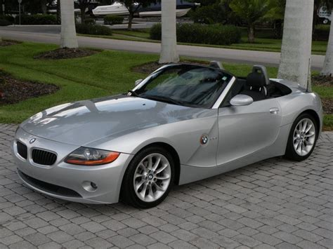 2004 Bmw Z4 25i Roadster For Sale In Fort Myers, Fl