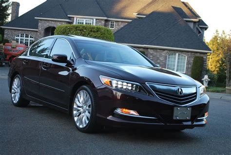 purchase used 2014 acura rlx rlx p aws sunroof in vader