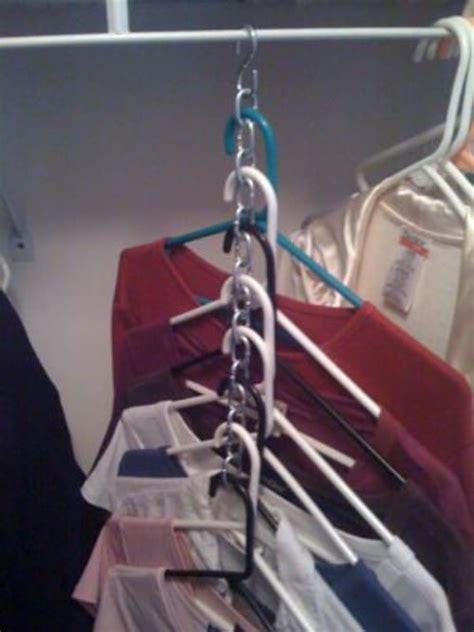 hangers ways creative organize decorate space holder hanging diy saving shirt crafts magazine trick
