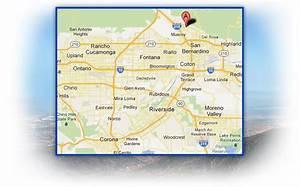 Riverside San Bernardino Metro Map - TravelQuaz.Com