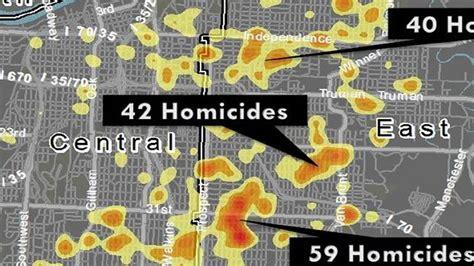 history  kansas city homicides  violent crimes