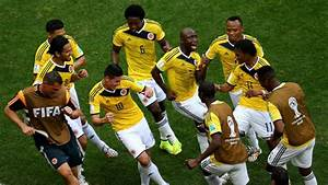 2014 FIFA World Cup: Colombia Dances Its Way to Victory ...