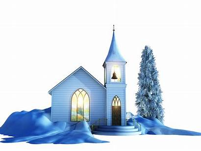 Church Clip Graphics Clipart Resolution Christmas Misc