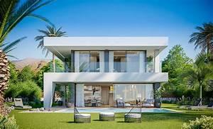 Beautiful, Modern, Villa, In, M, U00e0laga