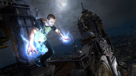 Infamous 2 Morality Revealed The Geek Generation