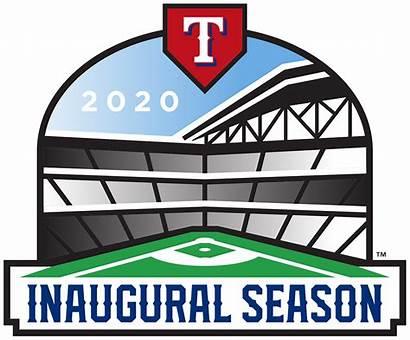 Rangers Texas Stadium Logos Globe Field Season
