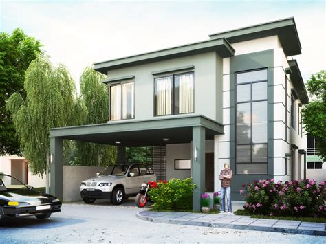 two house designs inspired philippines house plan amazing architecture