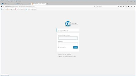 Wordpress Customize Wp Admin Login Page Logo Using