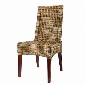 Chaise Salon Pas Cher : chaises rotin pas cher chaises pas cher chaise en rotin ~ Dailycaller-alerts.com Idées de Décoration