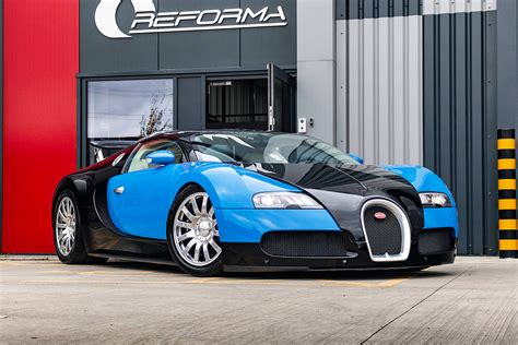 Bugatti Veyron Avery Dennison Supreme Protection Film-XI ...