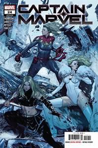 Captain, Marvel, 24, Review, U2013, Weird, Science, Marvel, Comics