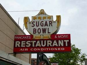 Had a restaurant called the Sugar Bowl in Massillon my