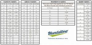 Blundstone Boots Size Chart Blundstone 063 Black Full Grain Leather Elastic Side Dress