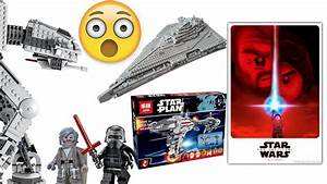 Stream LEGO STAR WARS THE LAST JEDI SET PICTURES REVEALED ...