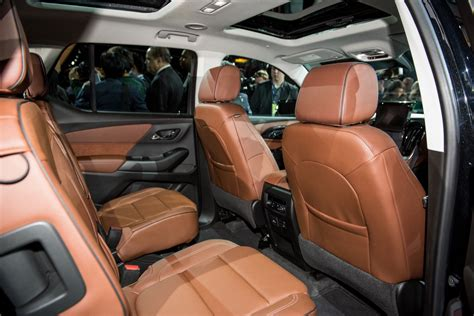 chevy traverse specifications released gm authority