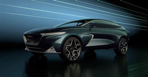 Aston Martin Unveils Electric Lagonda All-terrain Concept