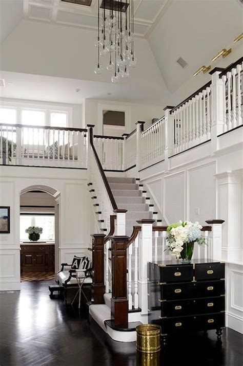 Chandelier For Two Story Foyer by 17 Best Ideas About 2 Story Foyer On Foyer
