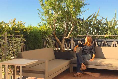 arredamento terrazza arredare il terrazzo con le piante living corriere