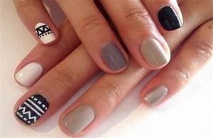 Neutral nail polish colors for dark skin nails