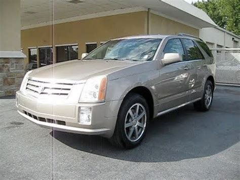2004 Cadillac Srx by 2004 Cadillac Srx V8 Start Up Engine And In Depth Tour