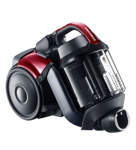 buy samsung vcfg canister vitality red vacuum cleaner