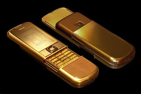 gold phone mj nokia 8800 arte gold