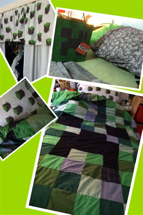 Minecraft Bedding by Minecraft Bed Covers Uk Bangdodo