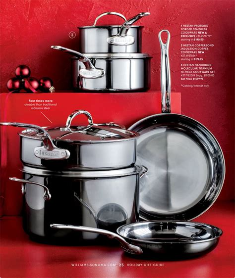 williams sonoma current weekly ad    frequent adscom