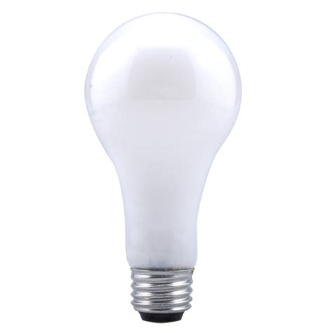shop sylvania 150 watt indoor dimmable soft white a21