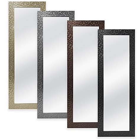 door      rectangular mosaic tile