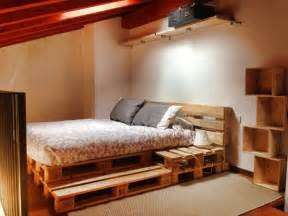 schlafzimmer le 12 diy recycled pallet bed ideas diy and crafts